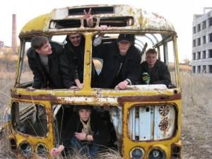 staryi avtobus